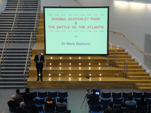BCS Aberdeen Enigma Lecture