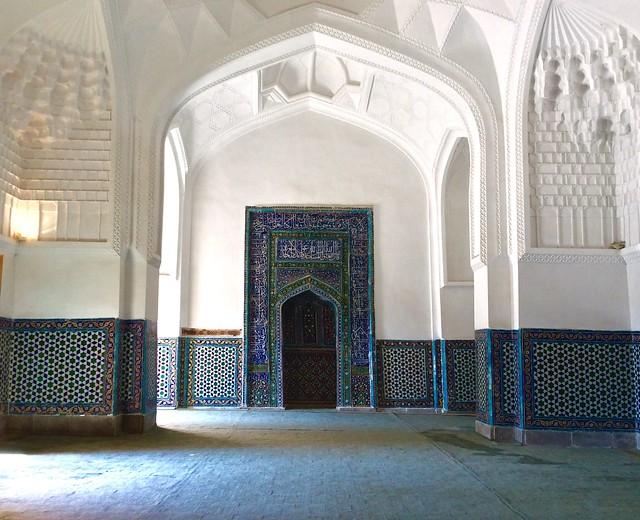 Samarkand (Uzbekistan)-Shohi Zinda