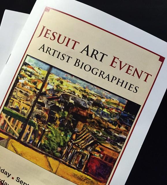 Jesuit Art Event