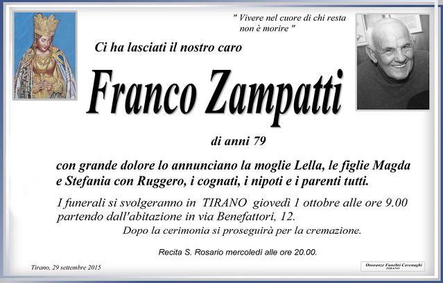 Zampatti Franco