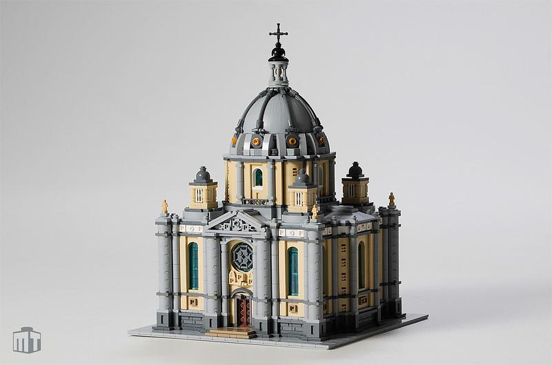Lego Architecture Models The Brothers Brick Lego Blog