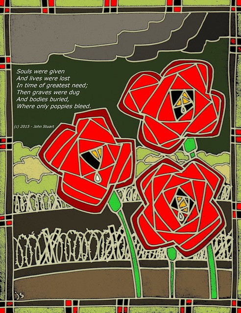 Where Poppies Bleed