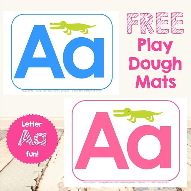Letter A Freebie Image