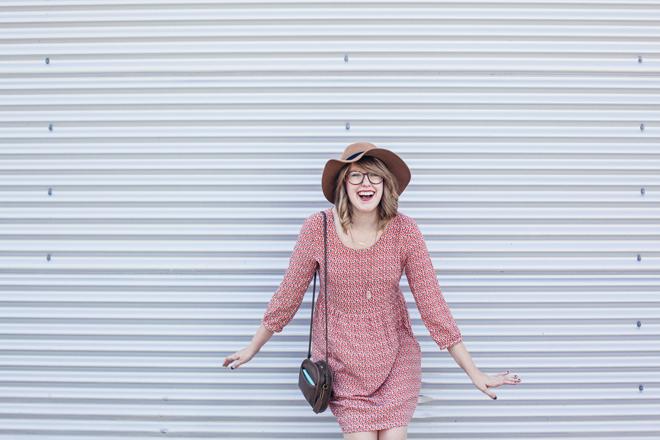 smock dress felt hat4