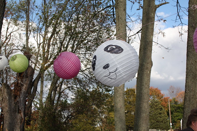panda lanterns for decorations