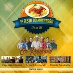 NOVA ALVORADA DO SUL - 1ª FESTA DO MACARRÃO - 25/10-2015