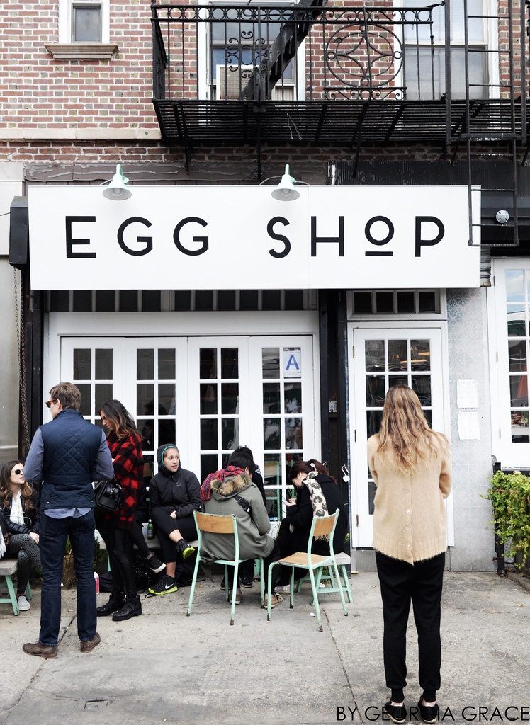 Egg Shop NYC review