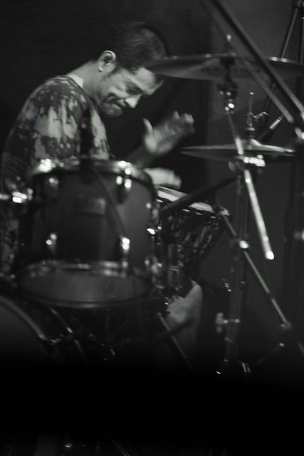 SPUTNIK KOMBINAT live at 獅子王, Tokyo, 05 Nov 2015. 073