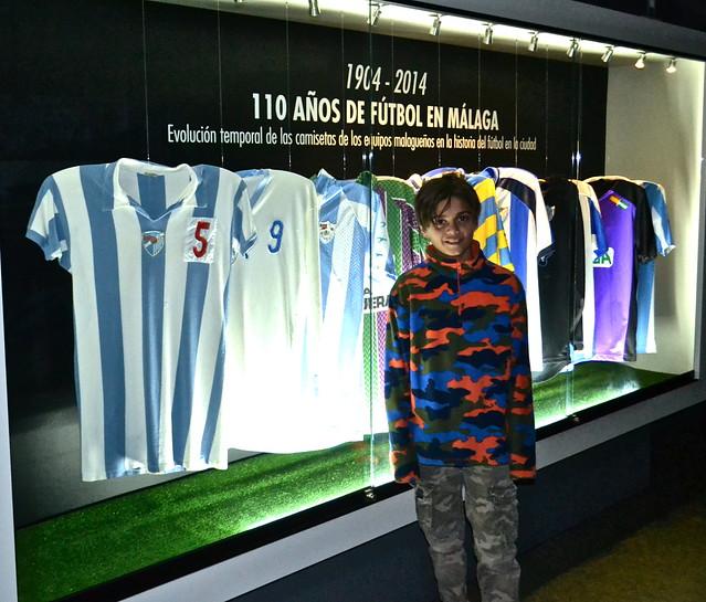 La Rosaleda Malaga FC Stadium Tour