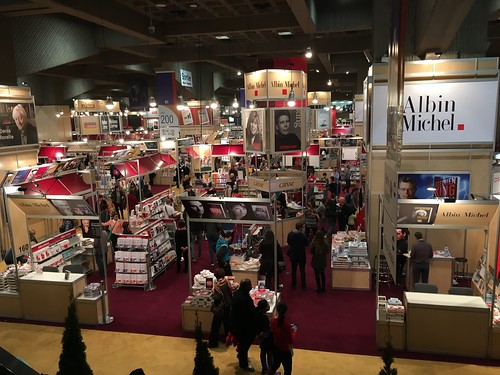 Montreal Book Fair 2015