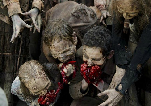 Último capítulo de The Walking Dead en el 2015 - 6x08