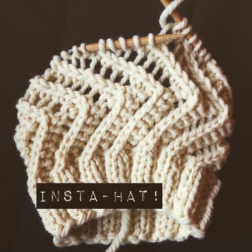 Insta-hat!