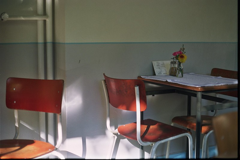 Cafe Johanna Hamburg // Schorlemädchen