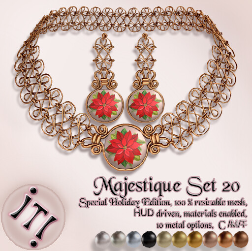 !IT! - Majestique Set 20 Image