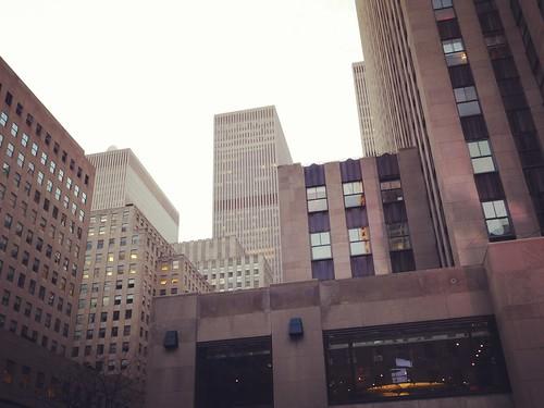 Rockefeller Center 2015