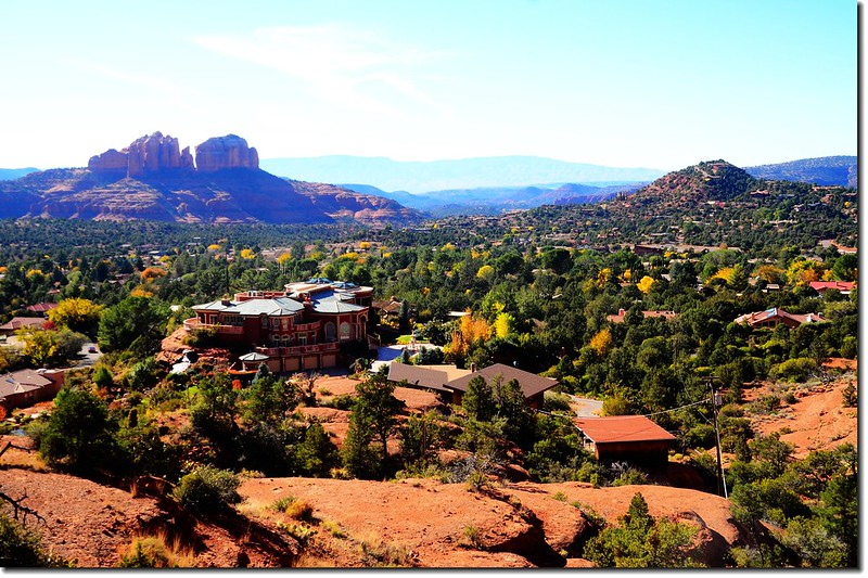 Cathedral Rock from The Chapel of the Holy Cross 6