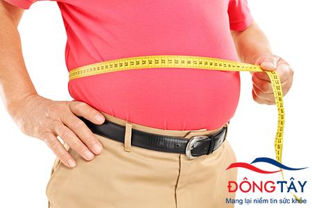 Số đo vòng bụng càng cao nguy cơ mắc tiểu đường type 2 càng lớn