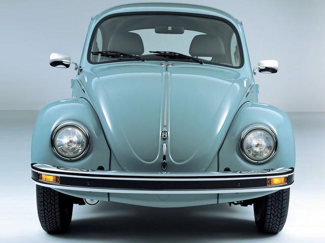 Volkswagen Beetle Ultima Edition (Typ 1). 2003 год