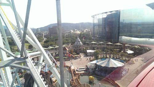 台北兒童新樂園設施好好玩!誰說遊樂園是兒童的專利呢! (14)