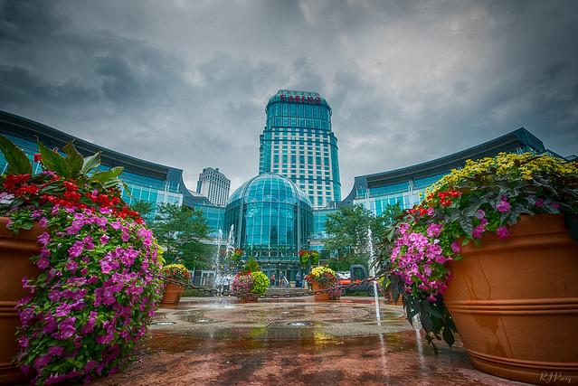 Casino in the Clouds