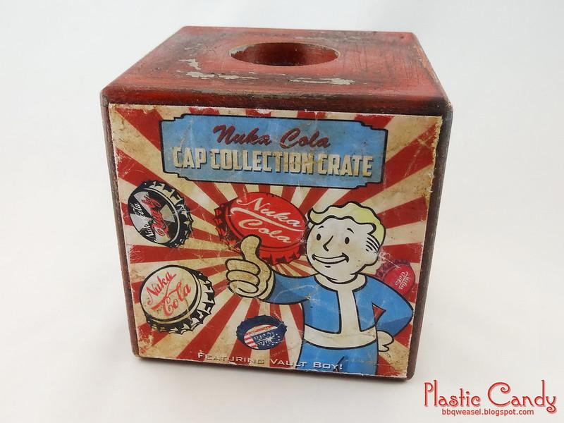 Nuka Cola Cap Box Project