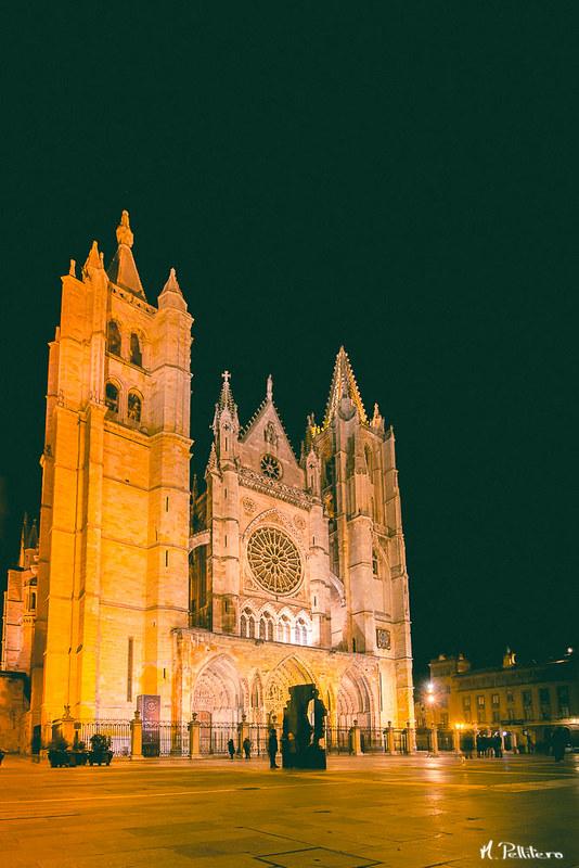 Catedral de León desde otro punto de vista