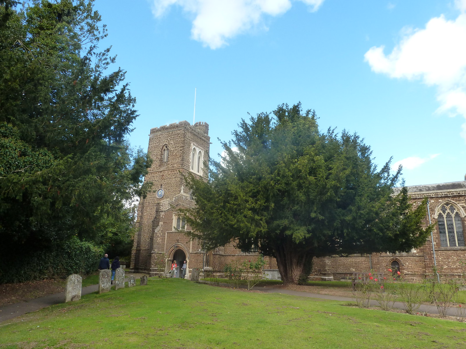 Parish Church of St Mary Northill