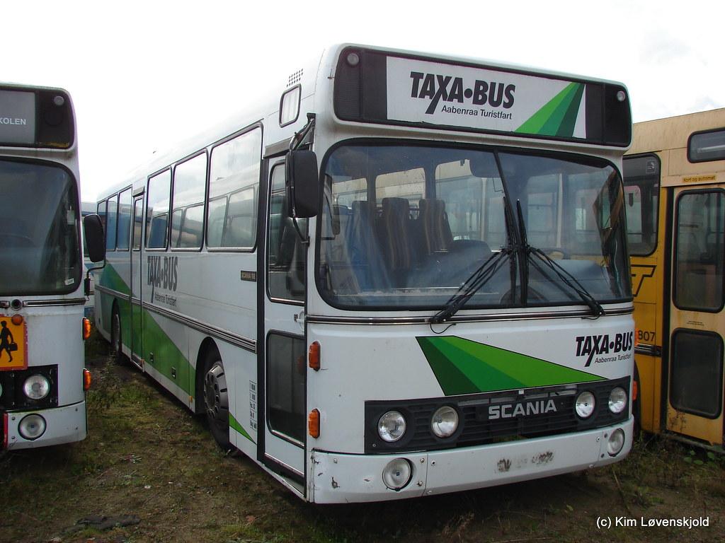 taxa bus aabenraa