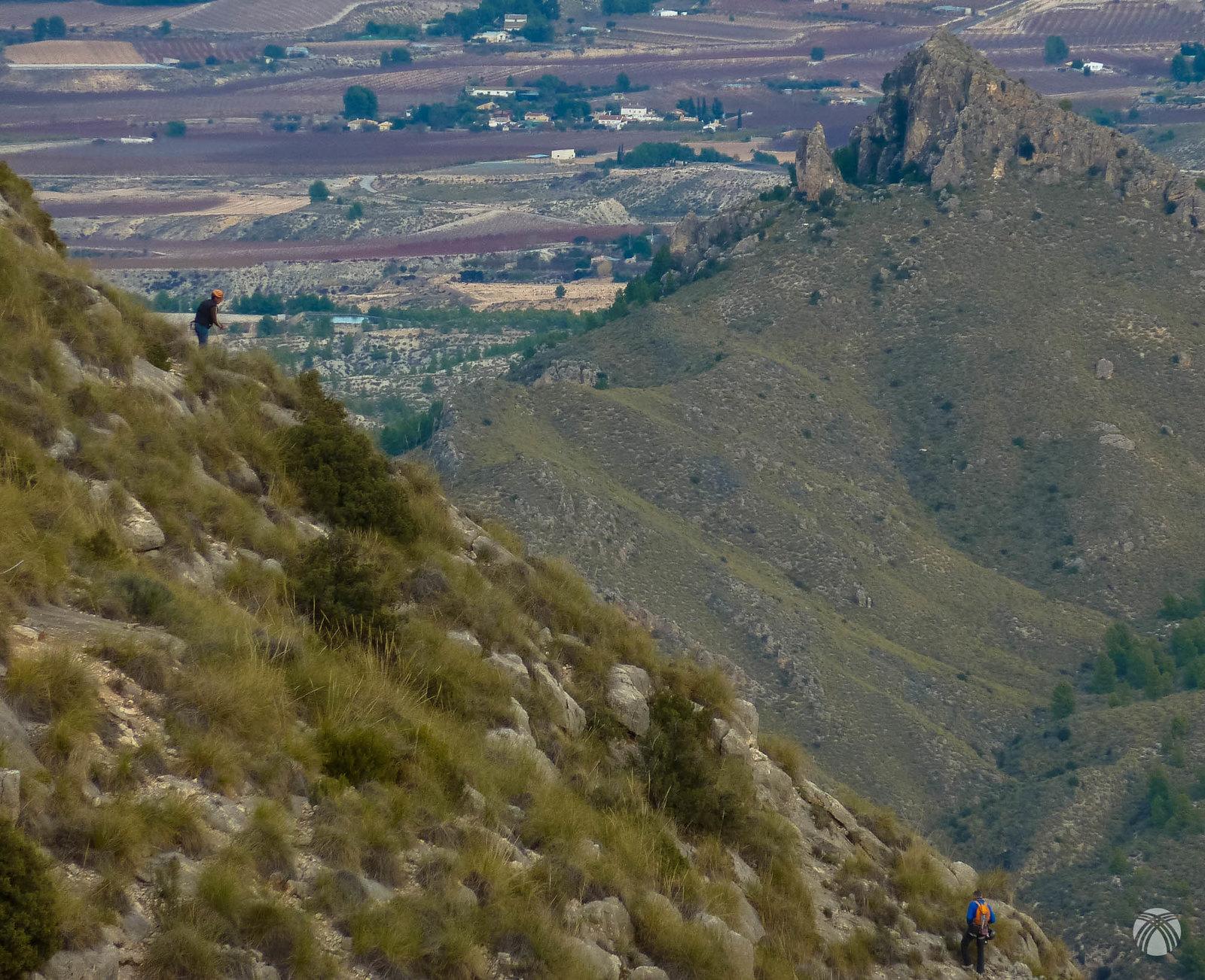 Otros escaladores