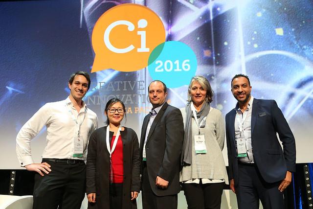 Ci2016 Scholarship Winners
