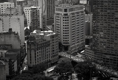 Downtown - São Paulo city