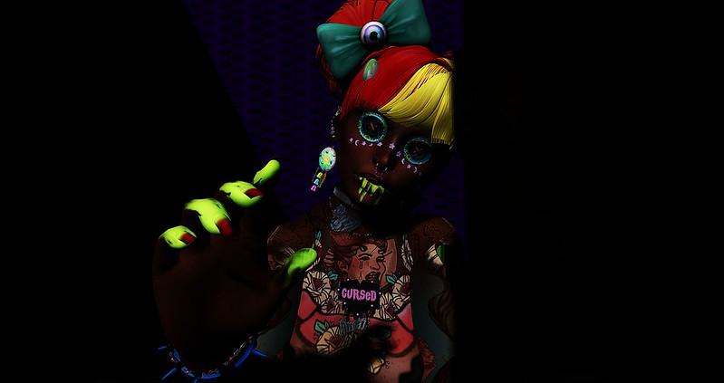 Little puppet Gretel
