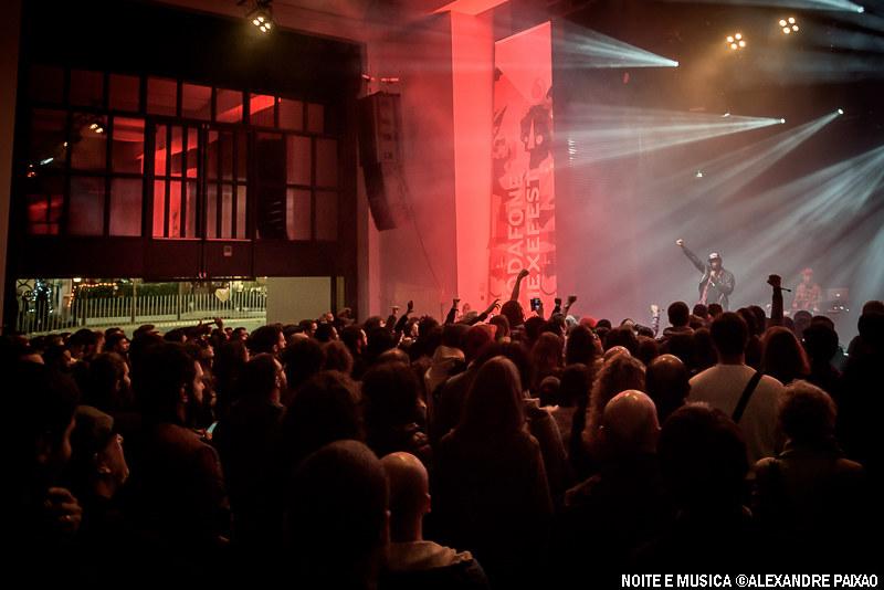 Talib Kweli - Vodafone Mexefest '16