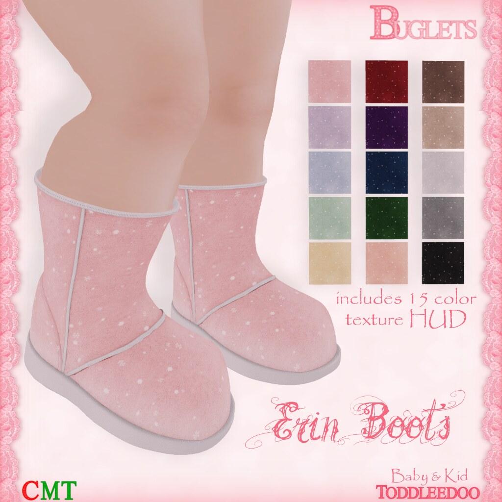 TD Erin Boots AD - SecondLifeHub.com
