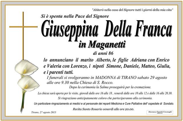 Della Franca Giuseppina