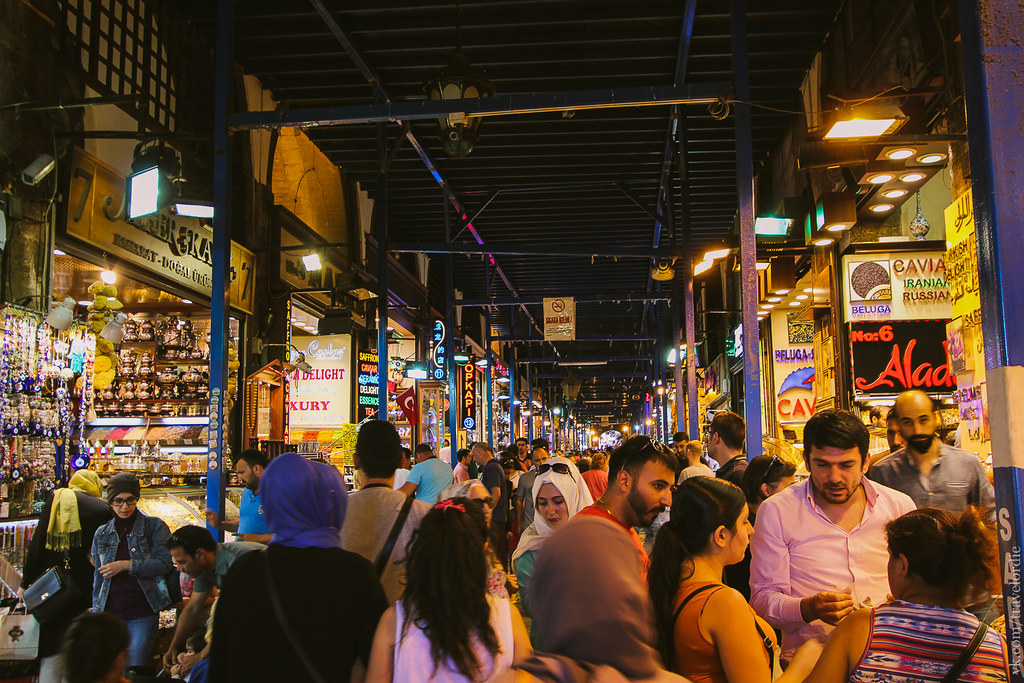 Spice Bazaar, Istanbul / Египетский рынок специй, Стамбул