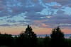 Sunset over Lake Huron