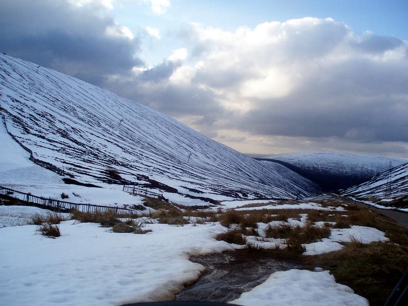 Kuva Skotlanti road tripiltä