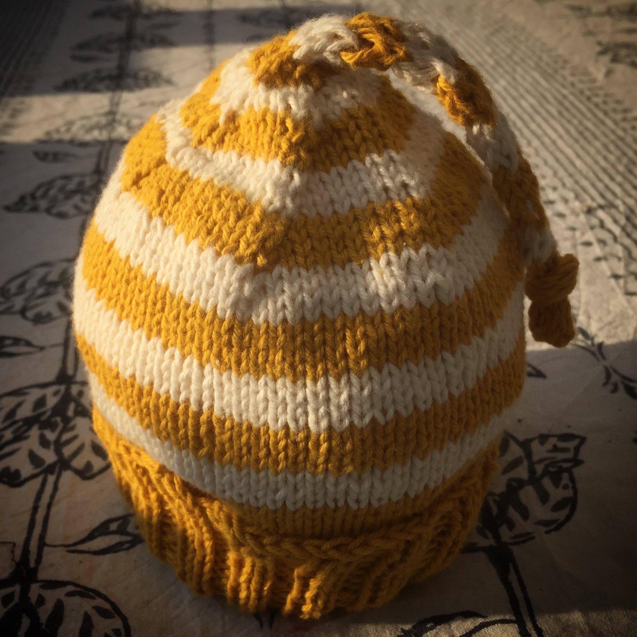 Diddeli-dum, baby hat