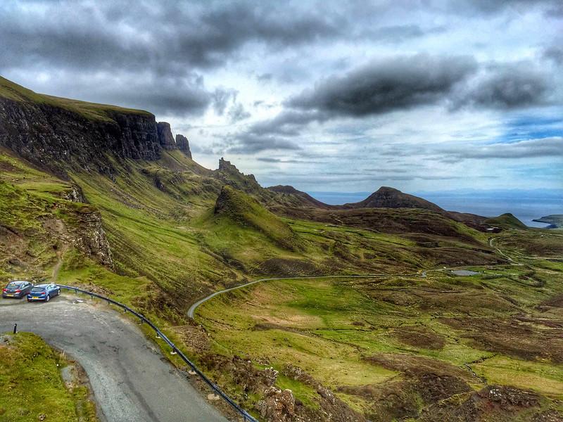 Trotternish Peninsula, Isle of Skye