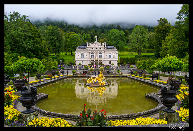 Excursiones de un día desde Munich - Palacio Schloss Linderhof