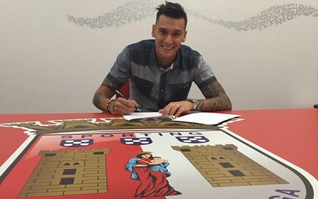 Arghus assina contrato com o Braga