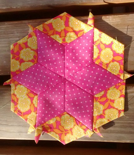 Hexagon star number 22