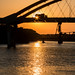 """Bridge Sunrise 3"" by Patti Deters"