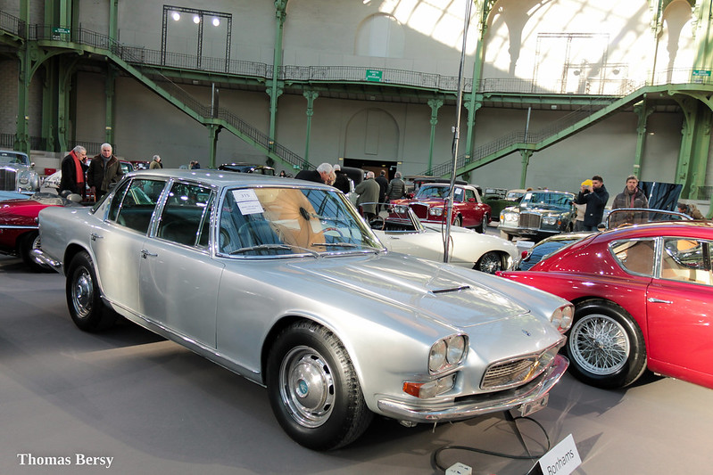 [75][04 au 08/02/2015] 40ème Salon Retromobile - Page 17 21191901652_ee7120d822_c