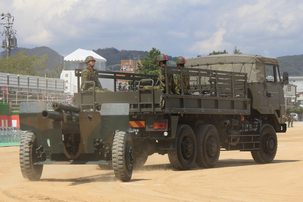 105mm榴弾砲