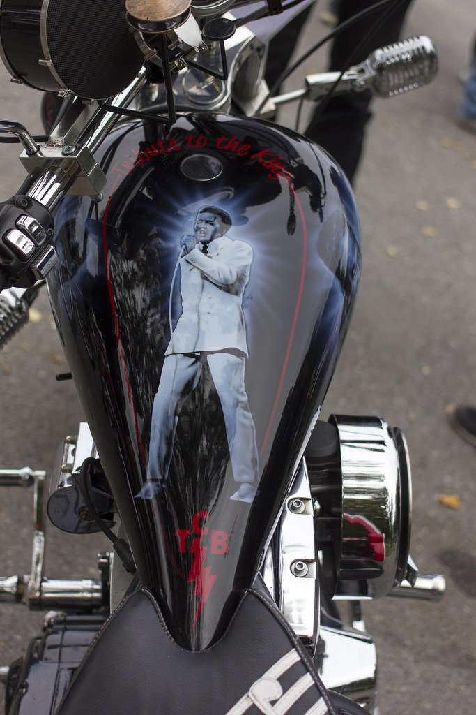 The Elvis Bike