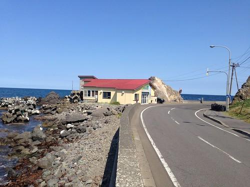 rebun-island-kanedano-cape-outside