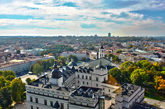 The beauty of Vilnius
