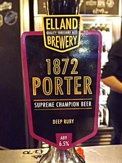 Elland, 1872 Porter, England
